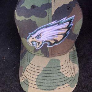 Philadelphia Eagles New Era Camo SnapBack
